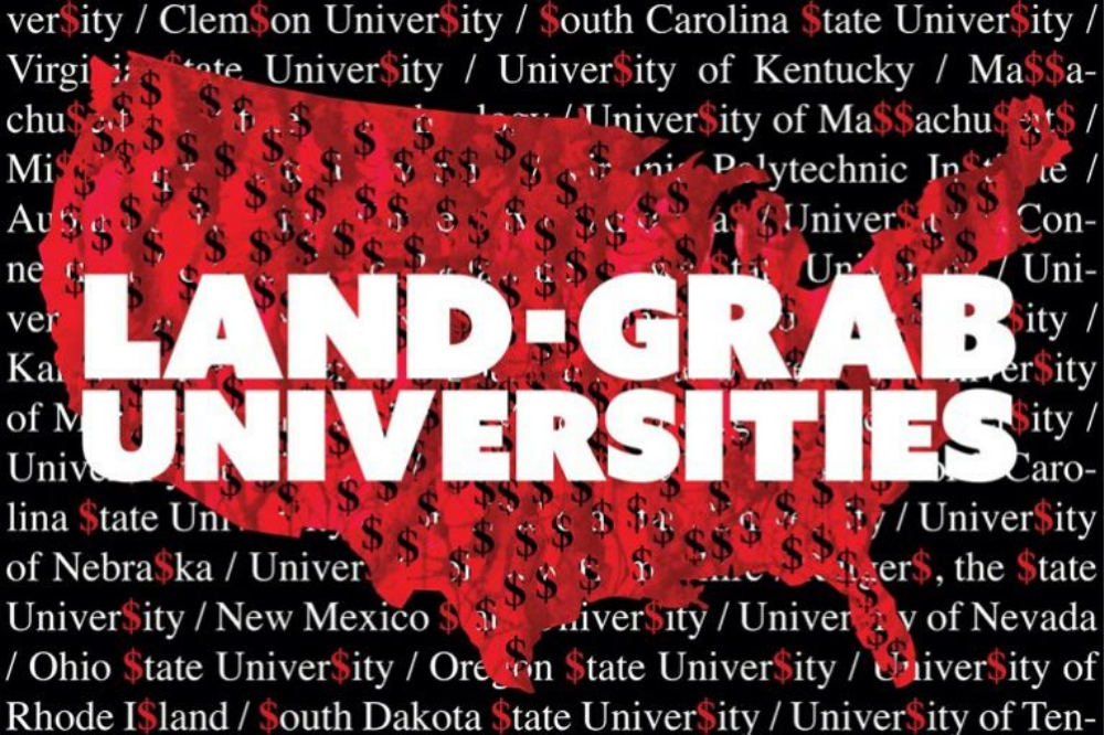 Talks @ Pulitzer Webinar: Indigenous Lands and the Land-Grant University System