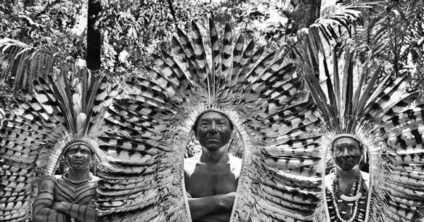 Help us protect the indigenous of the Amazon from Covid-19. Lélia and Sebastião Salgado